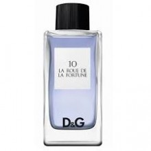 DOLCE & GABBANA COLLECTION 10 LA ROUE DE LA FORTUNE Eau de Toilette
