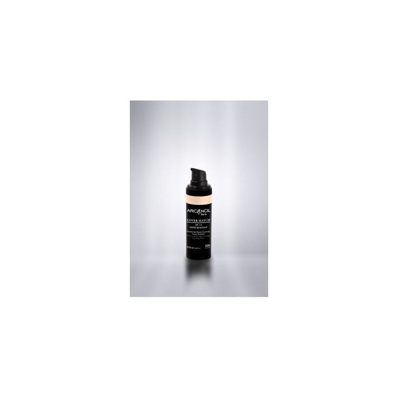 ARCANCIL Fond de Teint COVER MATCH SPF 15