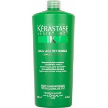 KERASTASE RESISTANCE BAIN AGE RECHARGE 1L