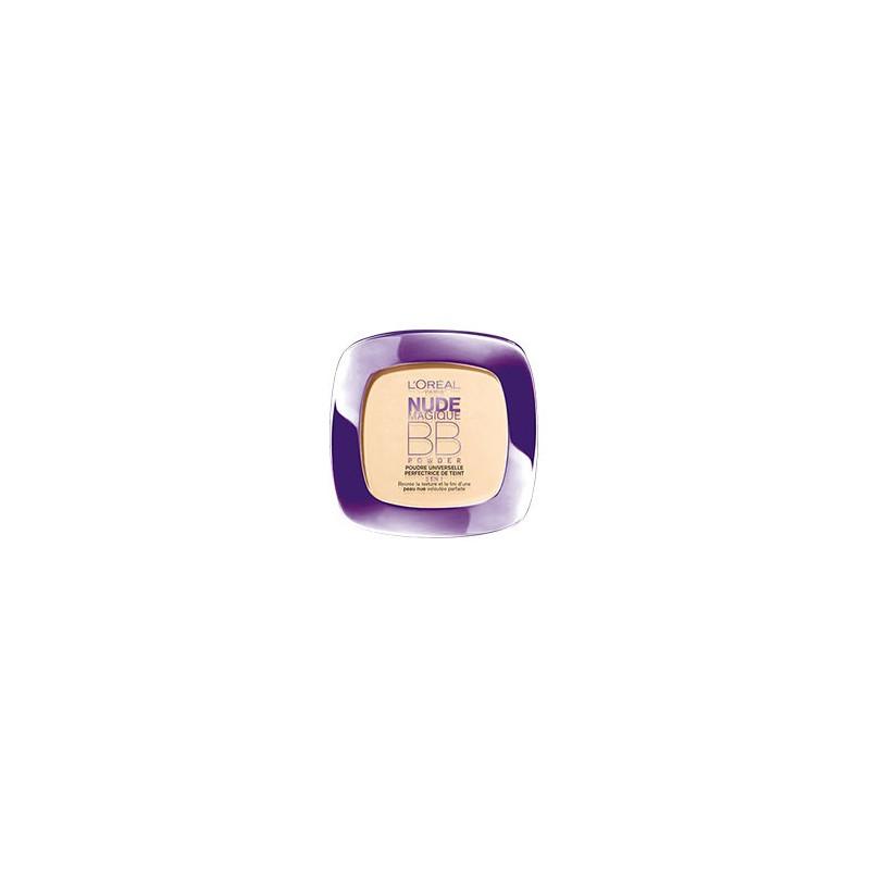 Avis BB Powder Nude Magic - LOréal Paris - Maquillage