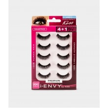 KISS I.ENVY Juicy Volume Lash Multipack 01