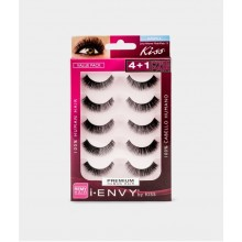 KISS I.ENVY Juicy Volume Lash Multipack 02