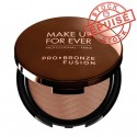 MAKE UP FOREVER BRONZE FUSION Poudre Bronzante Waterproof