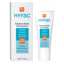 HYFAC EMULTION FLUIDE 40 ML