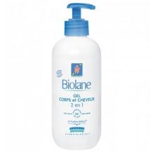 BIOLANE Gel Corps Et Cheveux 2 En 1 (350 ml)