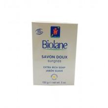 BIOLANE Savon Doux Surgras 150g