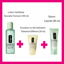 CLINIQUE BASICS 3 Temps Coffret