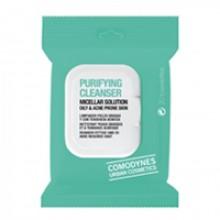 COMODYNES PURIFYING CLEANSER Lingettes Peaux à tendances Acnéiques