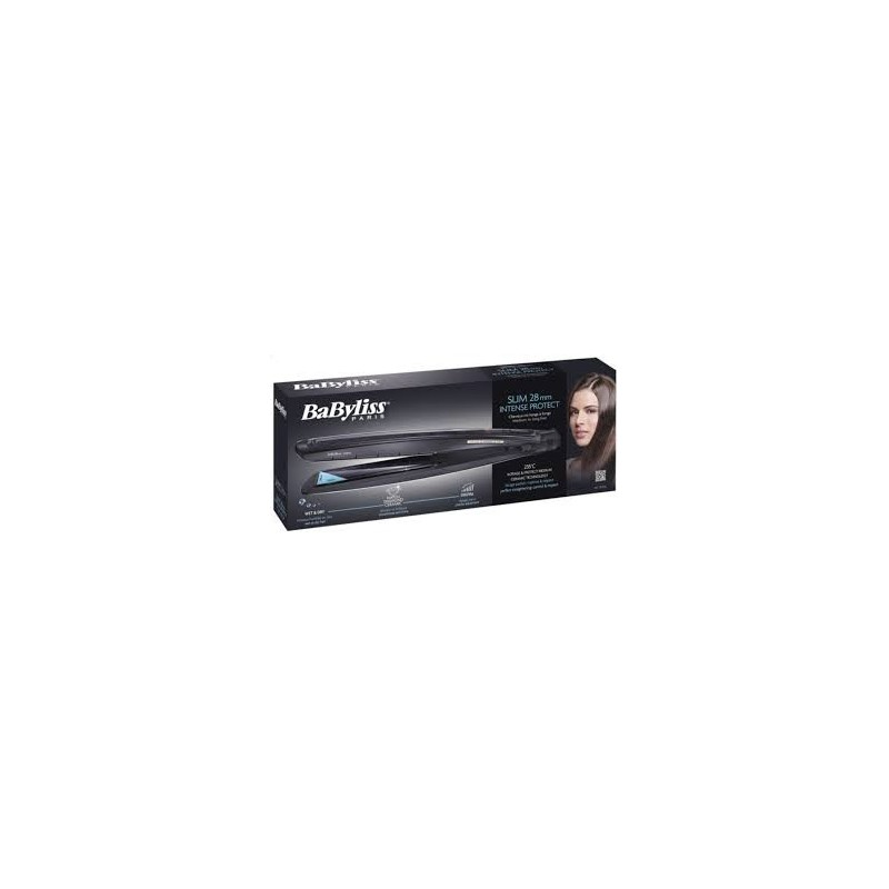 BABYLISS Lisseur Slim 28 mm intense protect