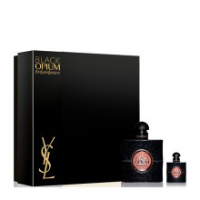 YVES SAINT LAURENT BLACK OPIUM Coffret
