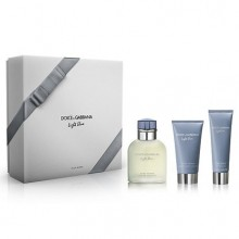 DOLCE & GABBANA LIGHT BLEU Coffret