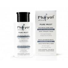 PLURYAL Pure Must - Eau micellaire avec acide hyaluronique