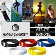 GAMMA SYNERGY Bracelet Énergétique