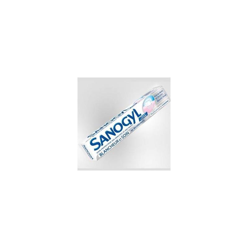 SANOGYL Dentifrice Blancheur Et Soin 75ml