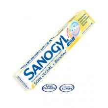 SANOGYL Dentifrice Soin Global+ Blancheur 75 ml