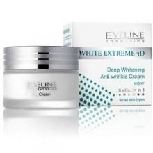 EVELINE WHITE EXTREME 3D Crème De Jour Eclaircissante Anti-Rides 50 ml