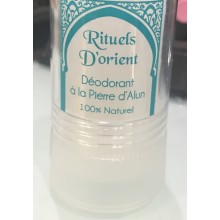 RITUEL D'ORIENT Pierre d'alun déodorant 100% naturel