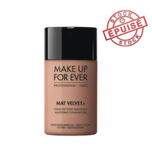 MAKE UP FOREVER MAT VELVET Fond de Teint Matifiant