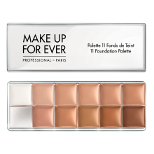 MAKE UP FOREVER PALETTE 11 Fonds de Teint