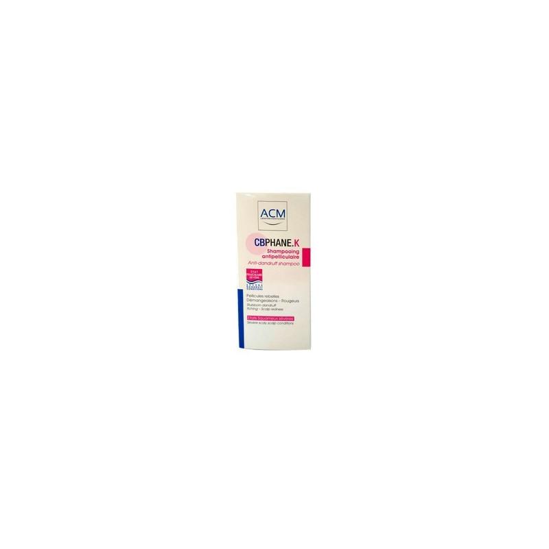 ACM CBPHANE.K Shampooing Antipelliculaire Etats Squameux Sévère 125 ml