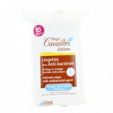 ROGE CAVAILLES LINGETTES Avec Anti-Bactérien X 15