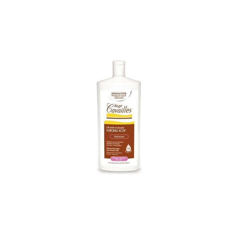 ROGE CAVAILLES BAIN DOUCHE Hydratant 1L