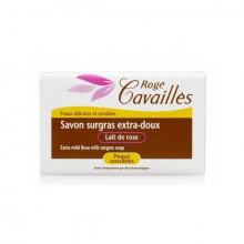 ROGE CAVAILLES SAVON PARFUME Lait De Rose 150 g