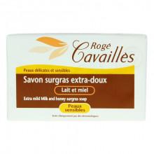 ROGE CAVAILLES SAVON PARFUME  Lait et Miel 250 g