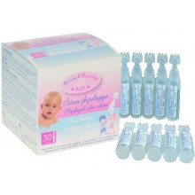 PRINCE & PRINCESSE LILI SERUM PHYSIOLOGIQUE 10DOSES DE 5 ML