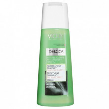 VICHY DERCOS SHAMPOOING ANTI PELLICULAIRE SENSITIVE SANS SULFATE 200ML
