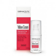 DERMACEUTIC YELLOW CREAM CONCENTRÉ Anti-Taches 15 ML