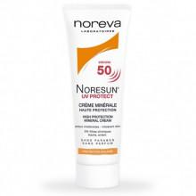 NOREVA NORESUN UV PROTECT Crème minérale SPF 50