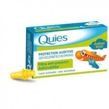 QUIES EARPLANES KIDS