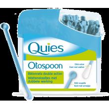QUIES Otospoon bâtonnets ouatés double action