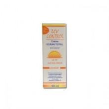UV CONTROL CREME ECRAN TOTAL Couvrant 50ML