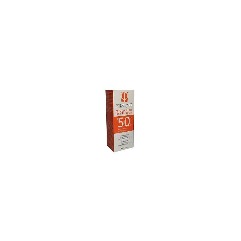 FIDERMA ECRAN INVISIBLE SPF 50