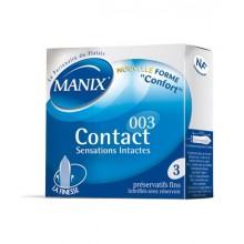 MANIX Contact Boite de 3