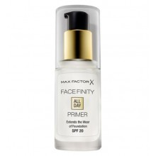 MAX FACTOR FACE FINITY  ALL DAY PRIMER SPF 20