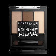 MAYBELLINE PALETTE À SOURCILS MASTER BROW PRO PALETTE
