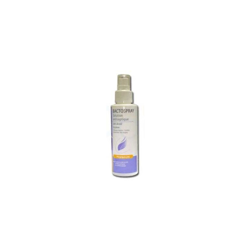 ADDAX BACTOSPRAY ANTISEPTIQUE 125 ML