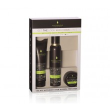 COFFRET MACADAMIA LUXURIOUS CURLS