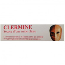 CLERMINE Créme Rénovatrice Et Eclaircissante 30 G