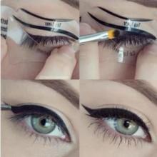 Pochoirs pour Eyeliner 5 modèles