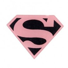 MILETT ACCESSORIES Broche SUPERMAN