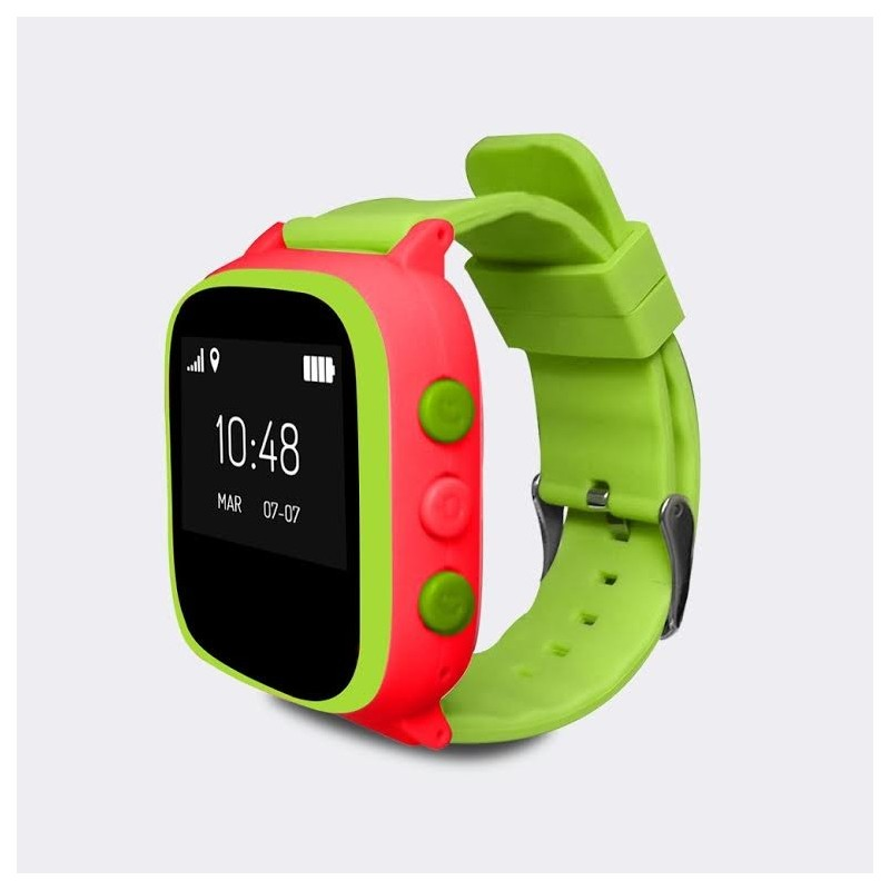 LINKOO 1er Montre GSM et GPS Pour Enfant
