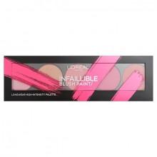 L'Oréal Paris Infaillible Palette Blush Paint les Rosées