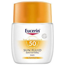 Eucerin Sun Fluid Matifiant SPF50 Visage
