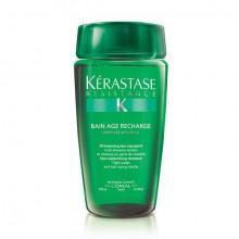 KERASTASE RESISTANCE BAIN AGE RECHARGE 250 ML