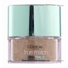 L'OREAL TRUE MATCH MINERALS SKIN MIMPROVING FOUNDATION