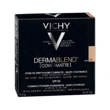 VICHY DERMABLEND POUDRE COMPACT 12H